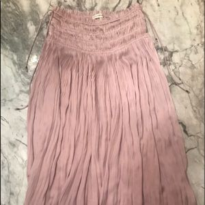 Ulla Johnson perfect condition rose pink skirt